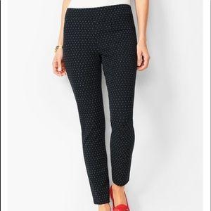 NWT❣️Talbot's Bi-stretch Pull-on Skinny Ankle Pant